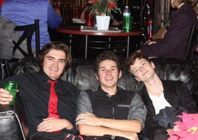 Noah, Jon, and Ethan