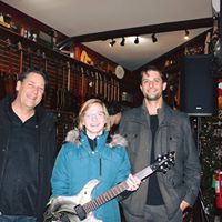 Terry Blessing, Katie Gunderson, Dave Dohearty