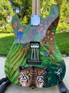 raffle guitar 2019